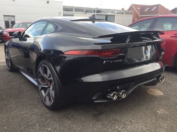 Jaguar F-TYPE 5.0 P450 S/C V8 First Edition AWD SPECIAL EDITIONS image 3 thumbnail